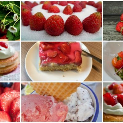 20 Strawberry Treats for Summer