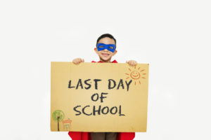 9 Signs You Are Done With the School Year