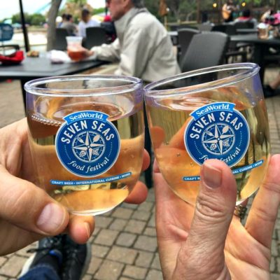 5 Reasons to go to the Seven Seas Food and Wine Festival