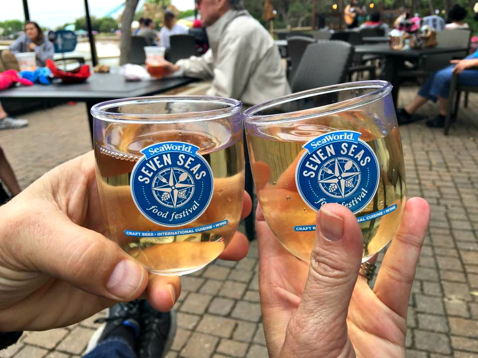 Seven Seas Food and Wine Festival|Ripped Jeans and Bifocals