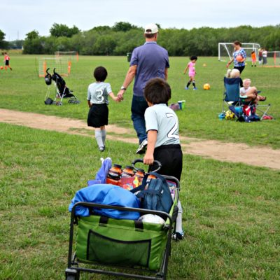10 Things Every Soccer Mom Knows