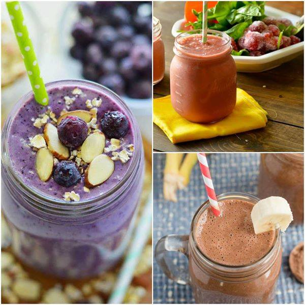 21 Great Smoothie Recipes for Summer|Ripped Jeans and Bifocals