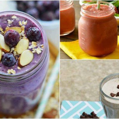21 Summer Smoothie Recipes