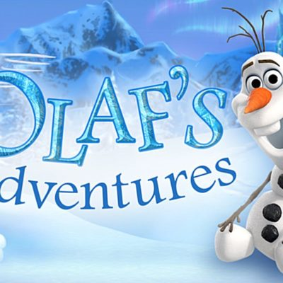 OLAF'S FROZEN ADVENTURE is coming in November!