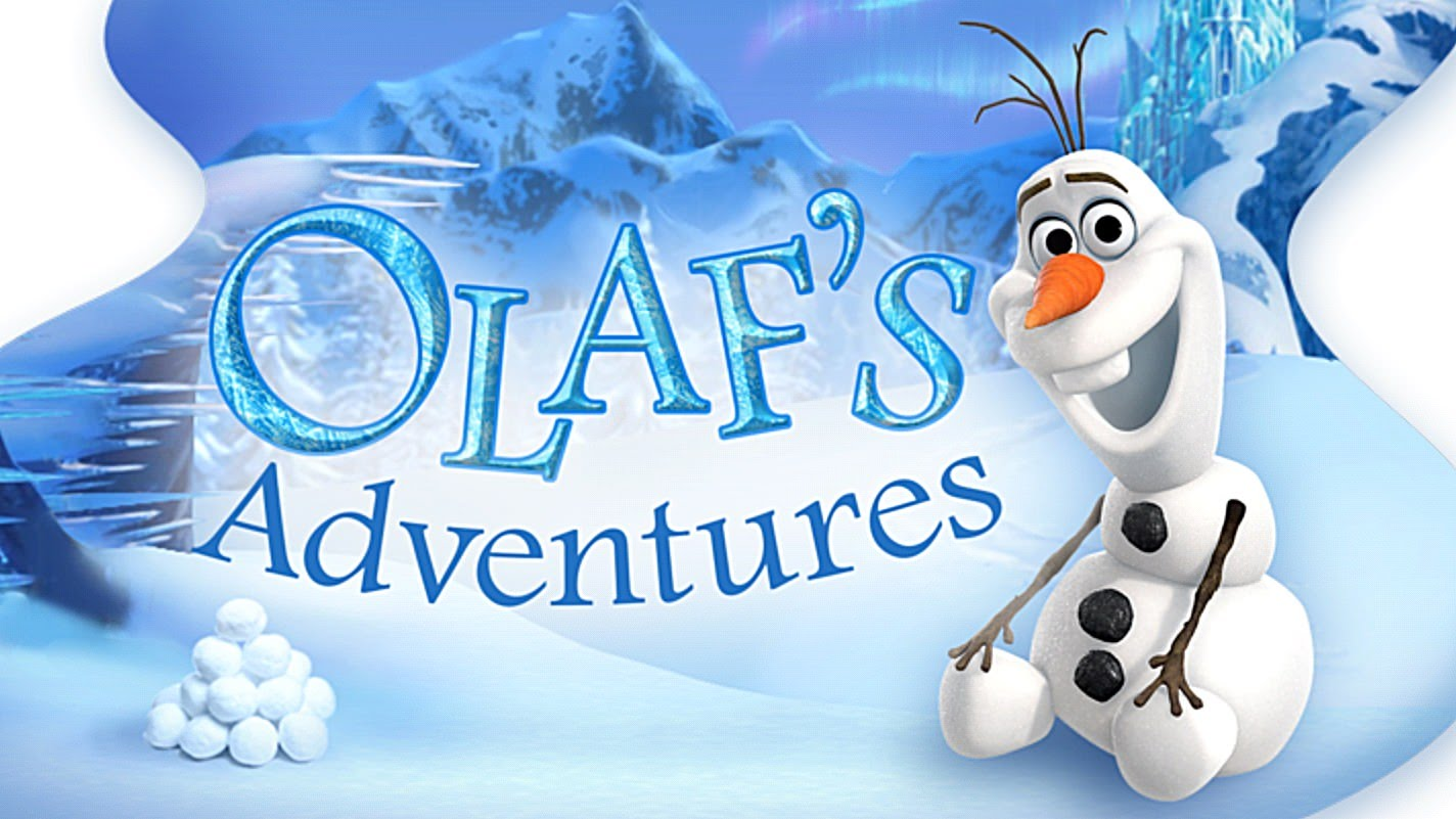 OLAF'S FROZEN ADVENTURE is coming in November! - Ripped