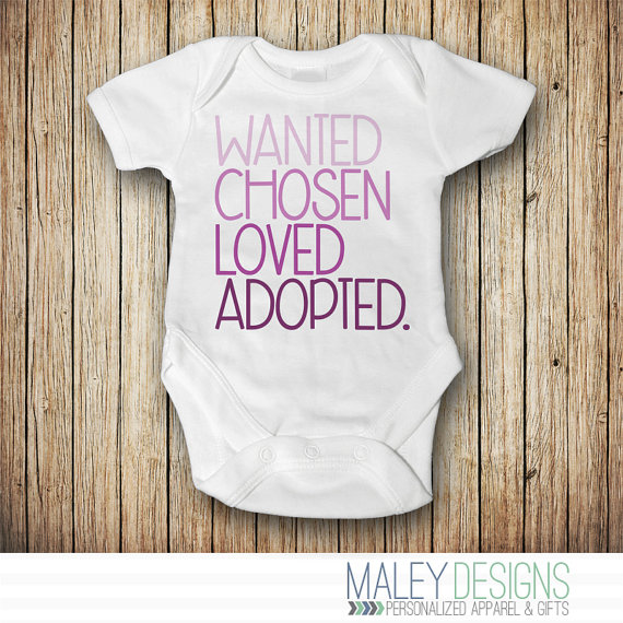 Adoption Gifts|Ripped Jeans and Bifocals