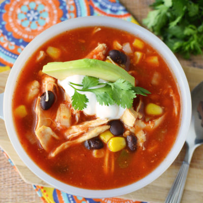 Easy Winter Meals and Winter Soups