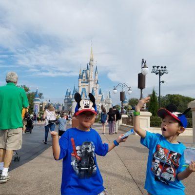Walt Disney World Do-Overs