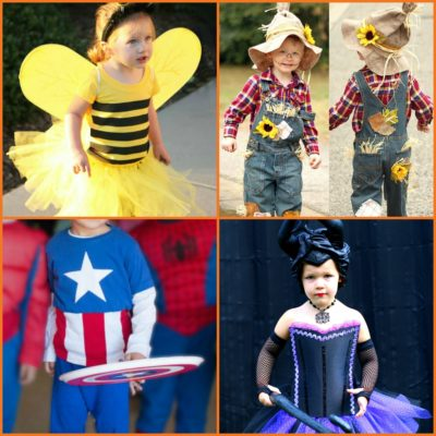 25 Family Halloween Costumes