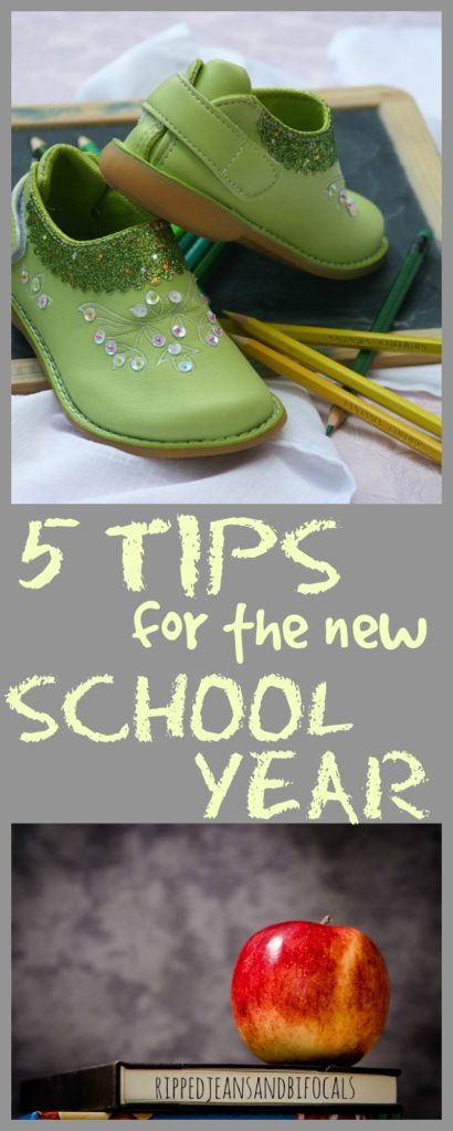 Are you getting ready for back to school? Here are a few last-minute tips to make sure your kids (and you!) are extra ready for the new school year|Ripped Jeans and Bifocals