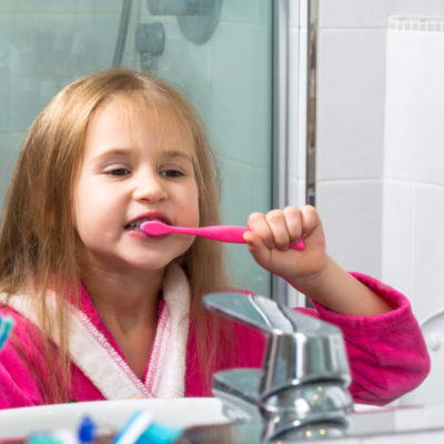 Establishing a Back to School Dental Routine