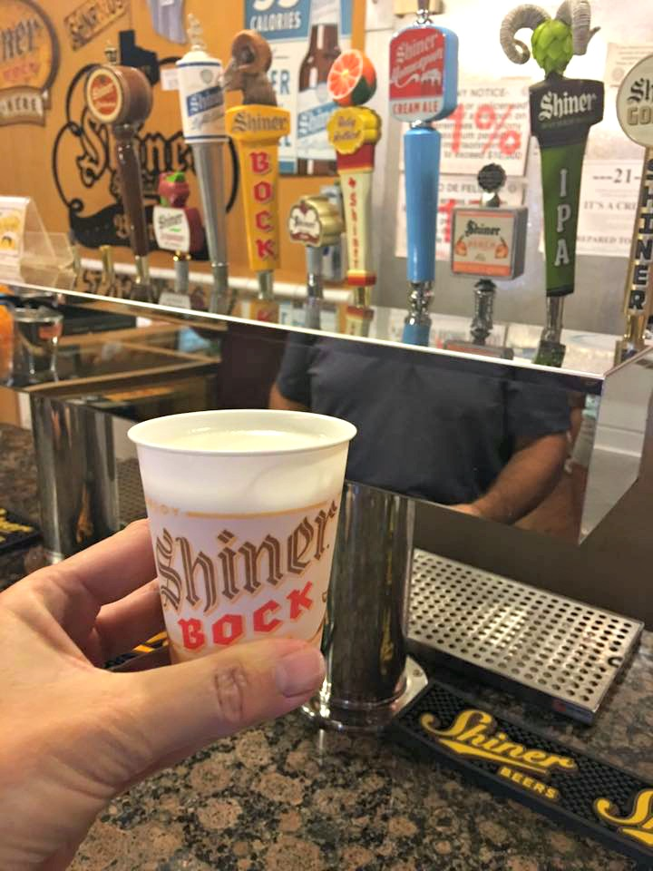Have you ever wanted to visit Shiner Texas? We did an I'm sharing all the details of our weekend trip from Shiner to San Antonio. Check out these things to do in Shiner Texas and see why it makes such a great family travel destination Ripped Jeans and Bifocals