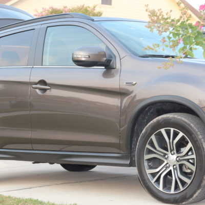 Driving the Mitsubishi Outlander Sport SEL