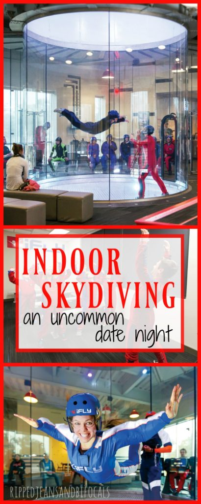 Date Night at iFly San Antonio|RIpped Jeans and Bifocals