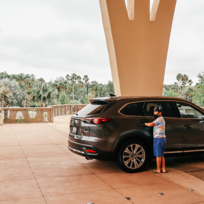 Should you have a car at Disney? We drove the Mazda CX-9