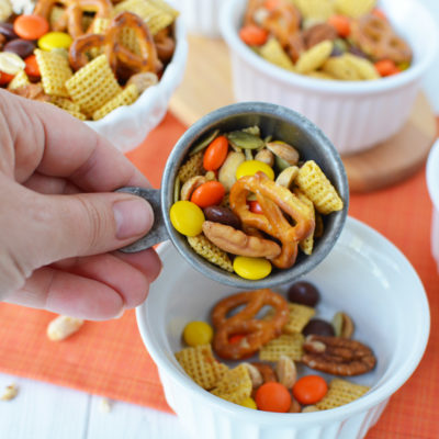 Turkey Feed Snack Mix