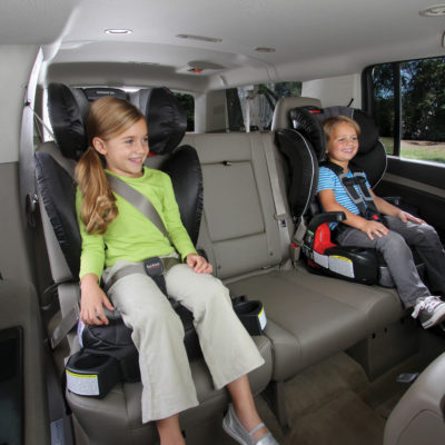 Get ready for fall road trips (and Child Passenger Safety Week!) with Britax