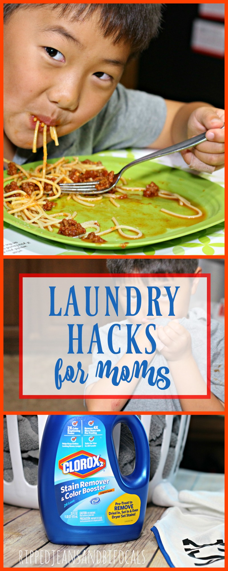 Laundry Hacks for Moms|Ripped Jeans and BIfocals