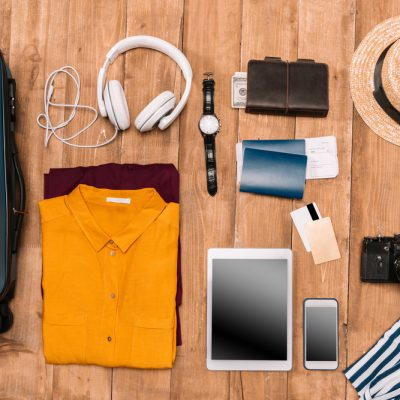 The Five Things You Need in Your Travel Bag