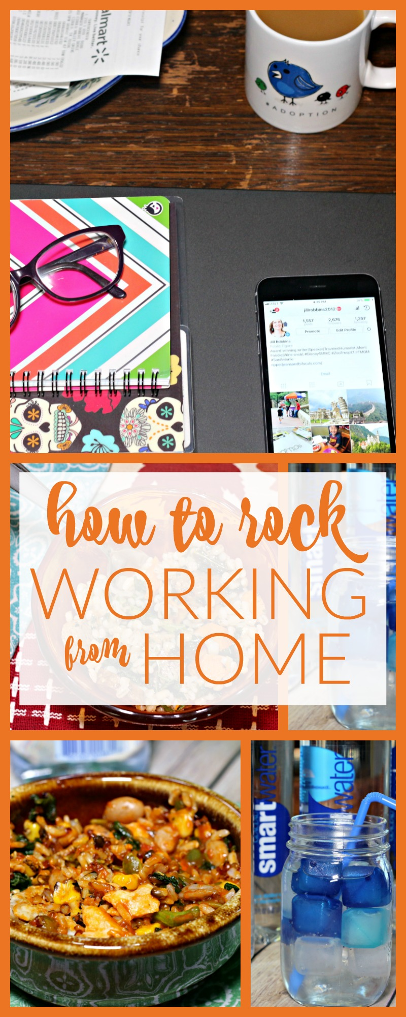 How to rock working from home|Ripped Jeans and Bifocals