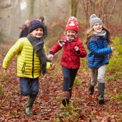 8 Ways to Keep Your Family Active Over Thanksgiving Break