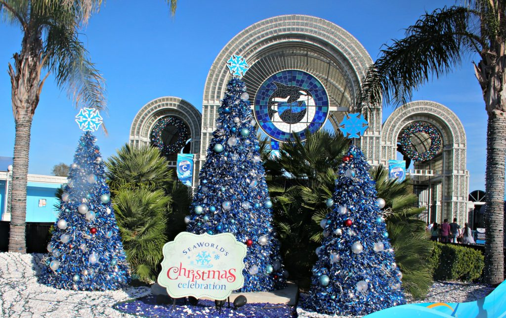 Seaworld S Christmas Celebration