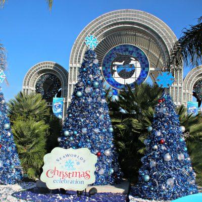 SeaWorld's Christmas Celebration in San Antonio 2017