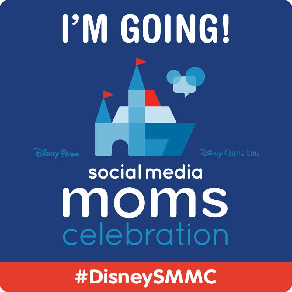 I am super excited that I'm going to the Disney Social Media Moms Celebration 2018!