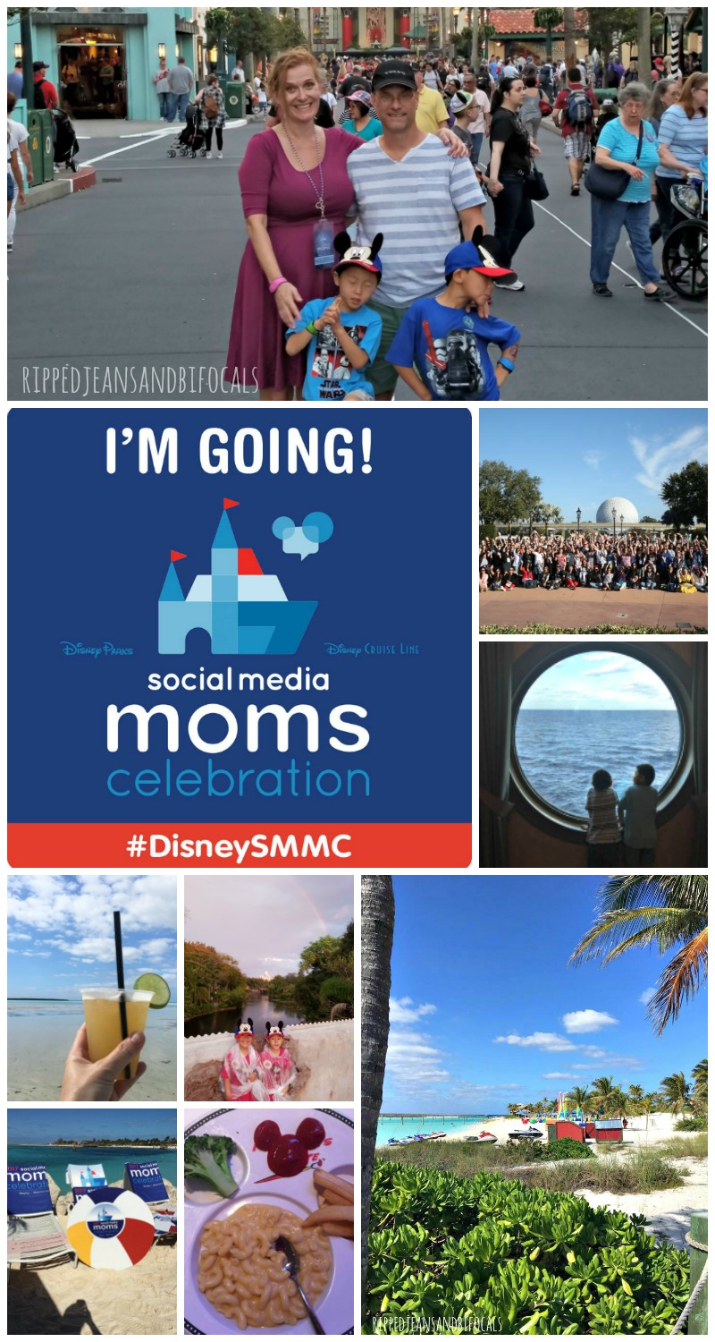 I'm going to the Disney Social Media Moms Celebration in 2018|Ripped Jeans and Bifocals