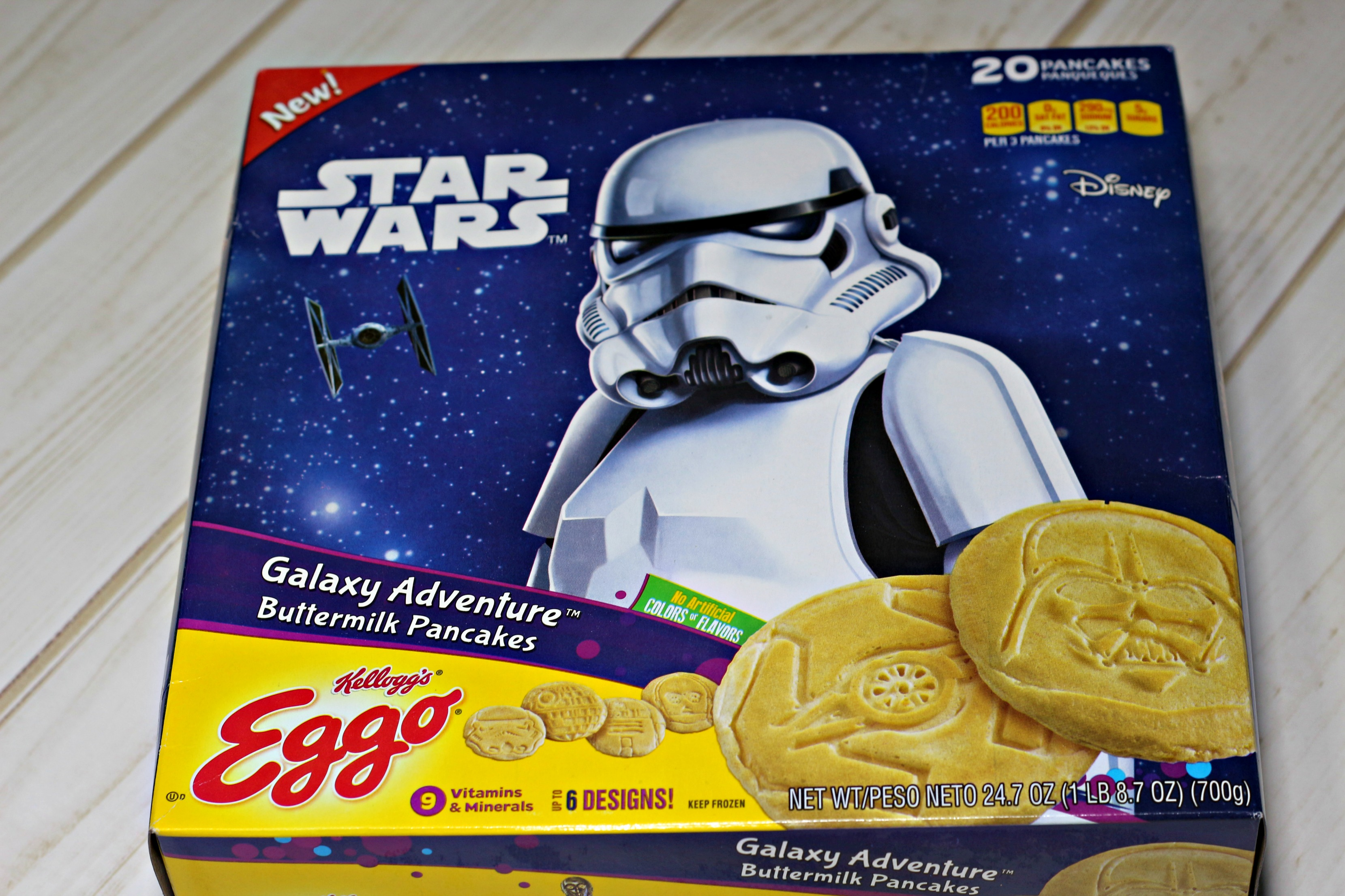 Surviving Winter Break with Kids and a Star Wars Breakfast Party|Ripped Jeans and Bifocals