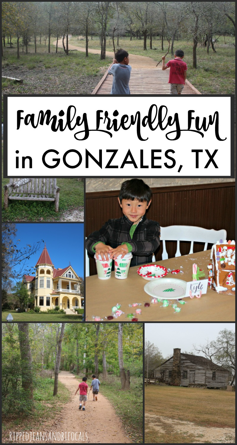Six family-friendly things to do in Gonzales, Texas