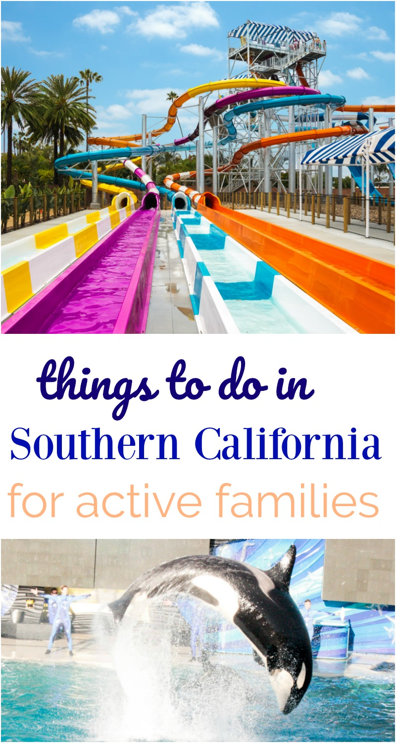Try these awesome active vacation ideas for Southern California