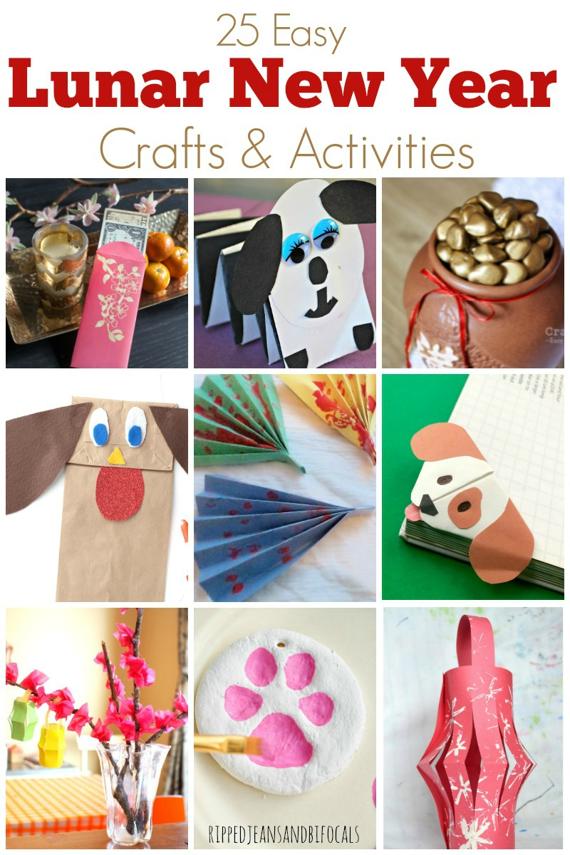 Fun And Easy Crafts For Lunar New Year