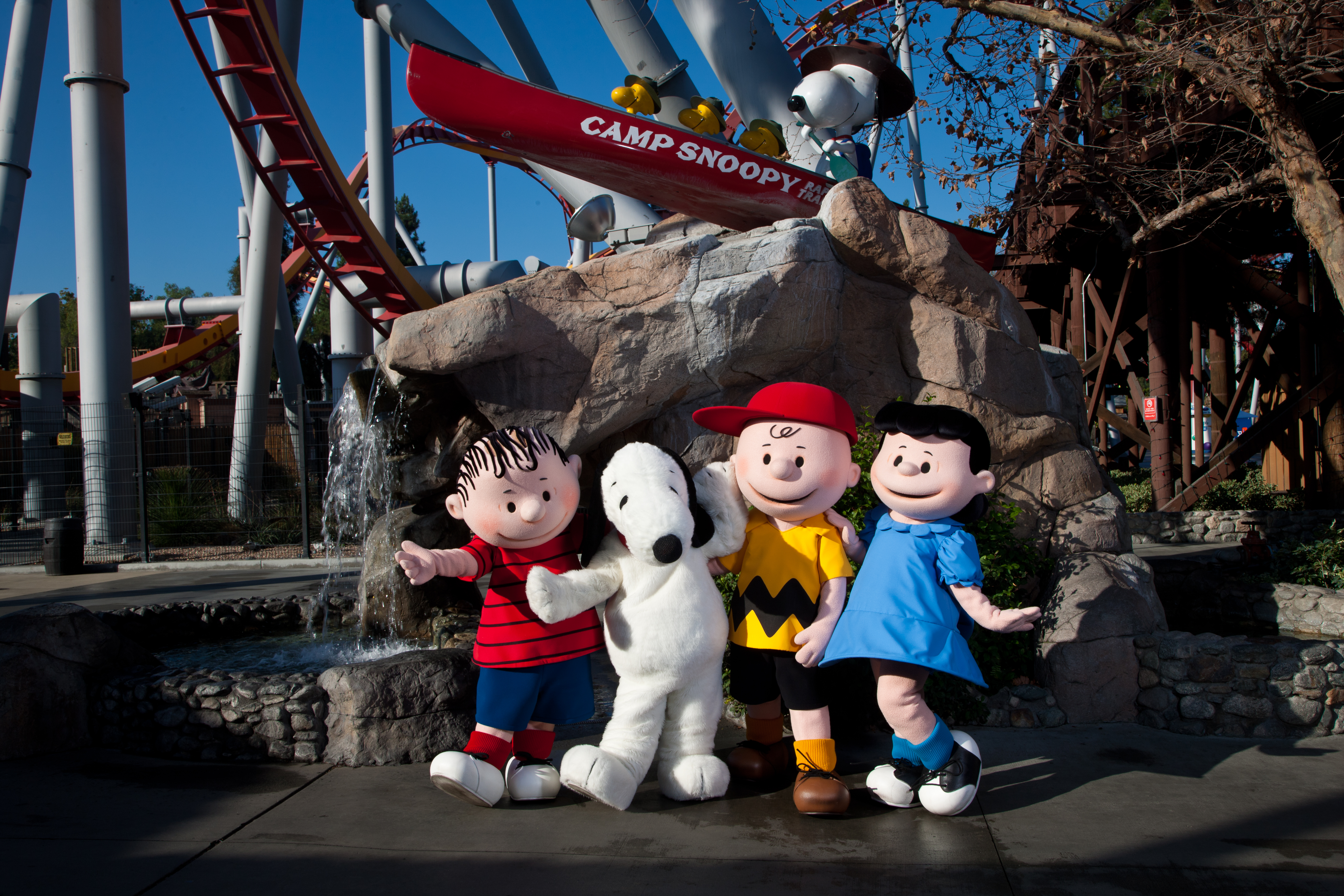 If you're looking for active vacation ideas in Southern California, don't miss Knott's Berry Farm!