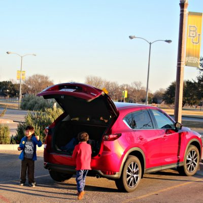 Does the Mazda CX-5 Make a Good Family Road Trip Car?