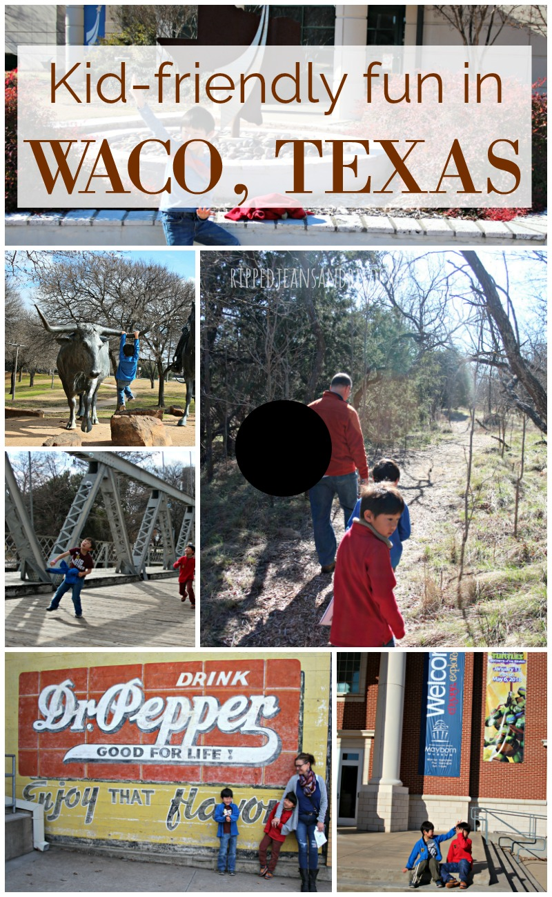 We love Fixer Upper and that's part of the reason that Waco Texas is on the map but there are a lot of things to see in Waco outside of the Magnolia Market! #FixerUpper #WacoTexas #TexasTravel