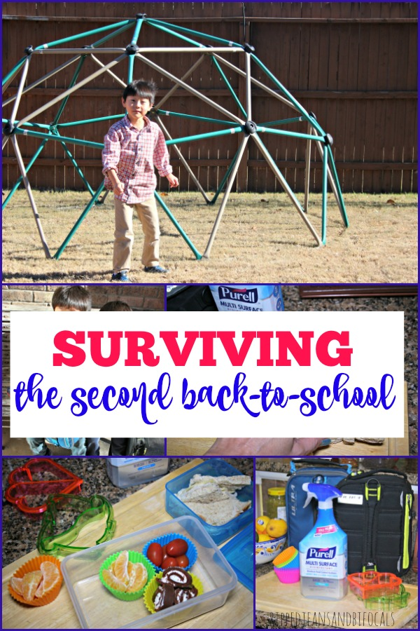How to survive the second back to school season|Ripped Jeans and Bifocals