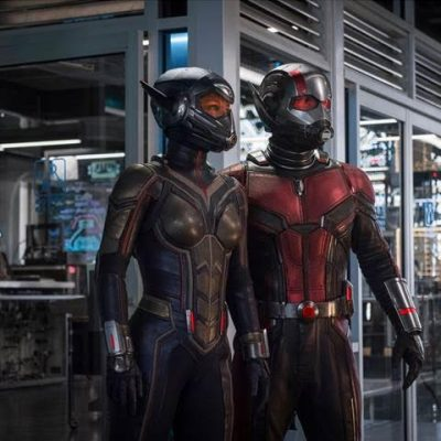 ANT-MAN AND THE WASP is coming your way!