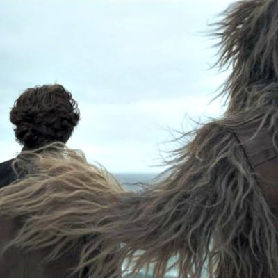 Teaser Trailer for SOLO – A STAR WARS STORY