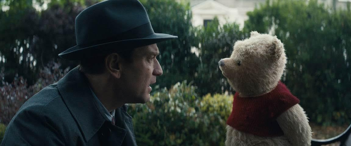 Your first look at Disney's Christopher Robin