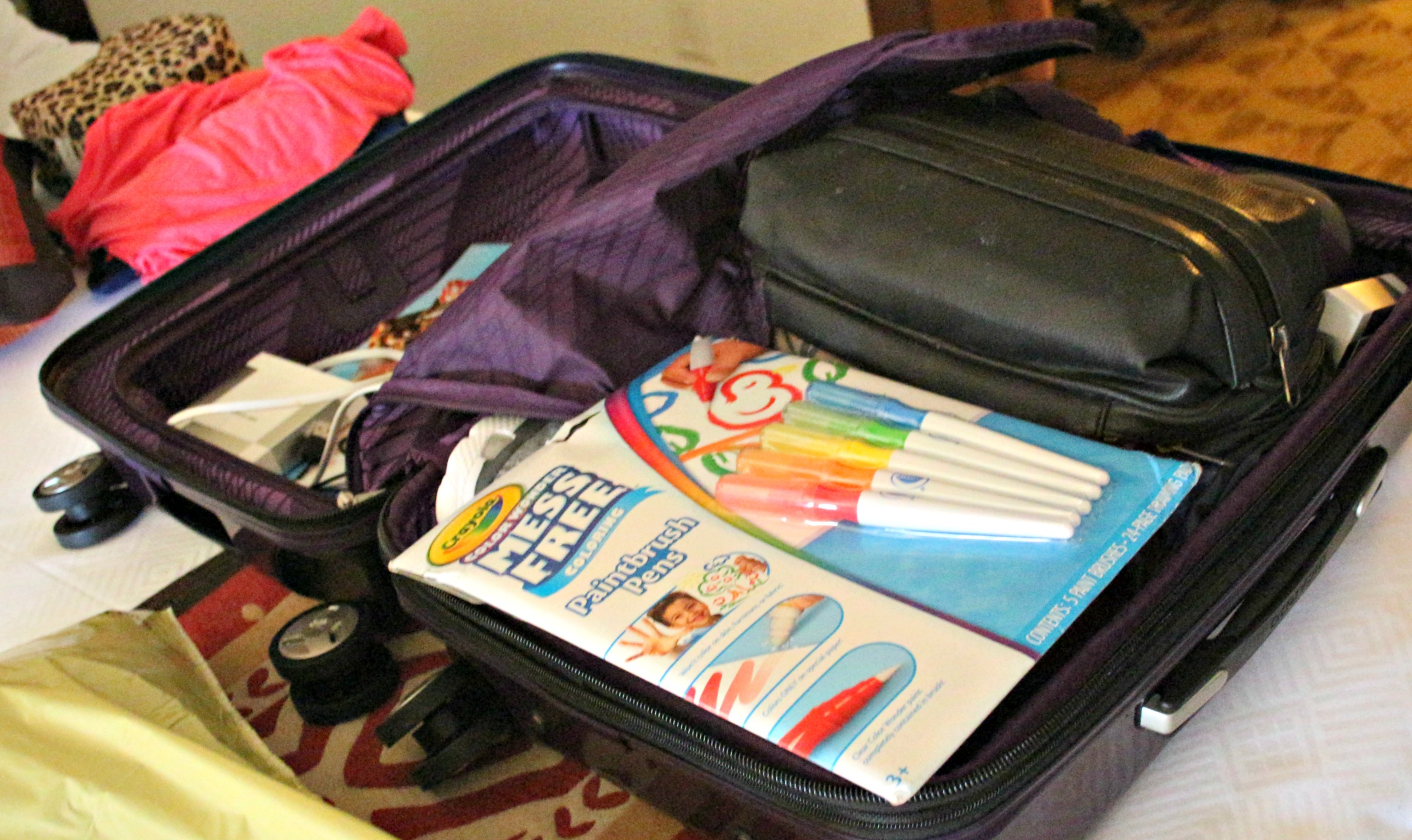 Awesome new Crayola products that are fun at home or on the road|Ripped Jeans and Bifocals