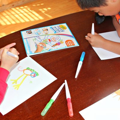 Awesome new Crayola products that are fun at home and on the road