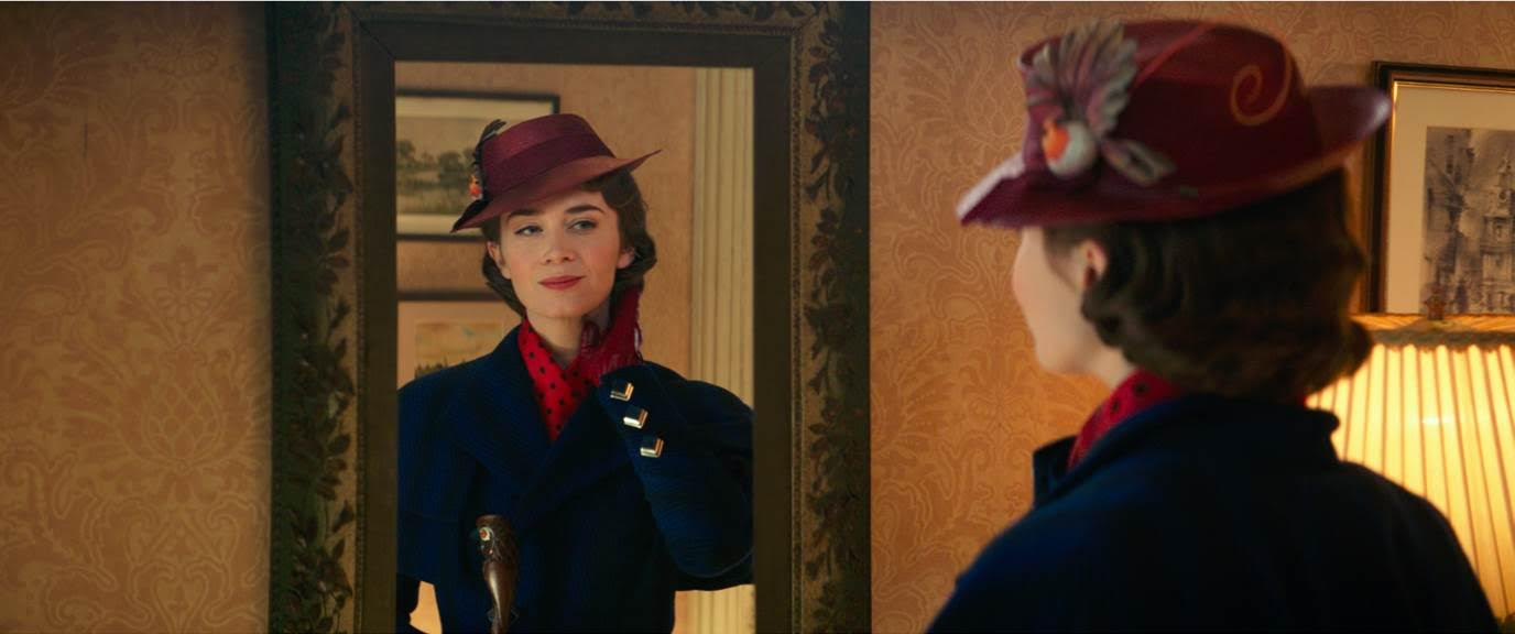 The Mary Poppins Returns Teaser Trailer is Here|Ripped Jeans and Bifocals