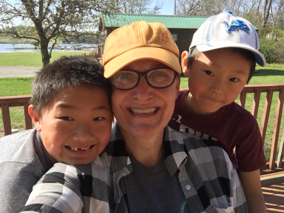 Four important things I learned from a solo parent family vacation Ripped Jeans and Bifocals