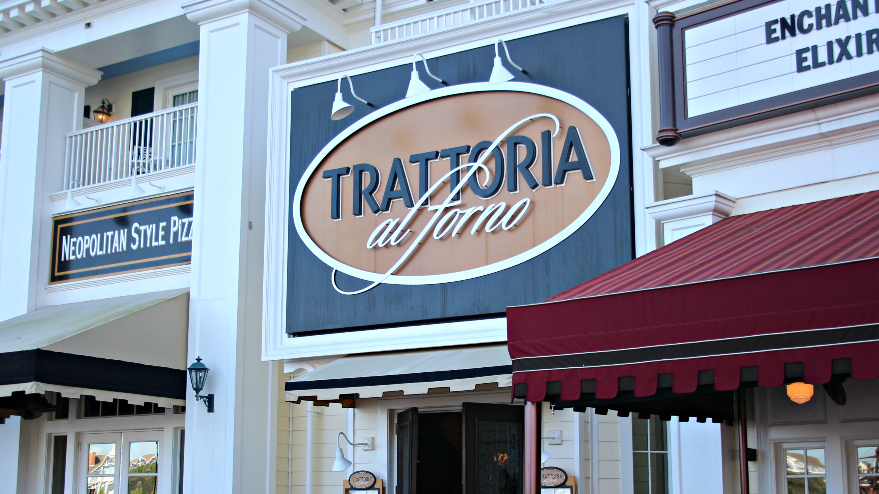 Why we love the character breakfast at Trattoria al Forno|RIpped Jeans and Bifocals