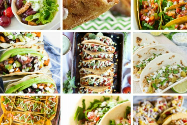 25 Taco Recipes that will rock your Taco Tuesday