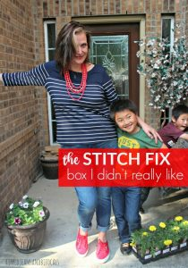Review of the Stitch Fix box that I didn't really like Ripped Jeans and Bifocals