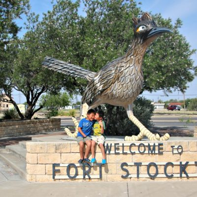 Things to do in Fort Stockton Texas