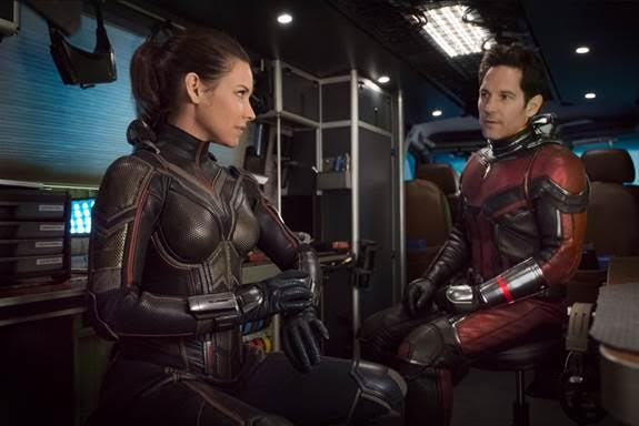 ANT-MAN AND THE WASP now playing in theaters everywhere