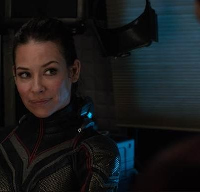Marvel Studios' ANT-MAN AND THE WASP now playing in theatres